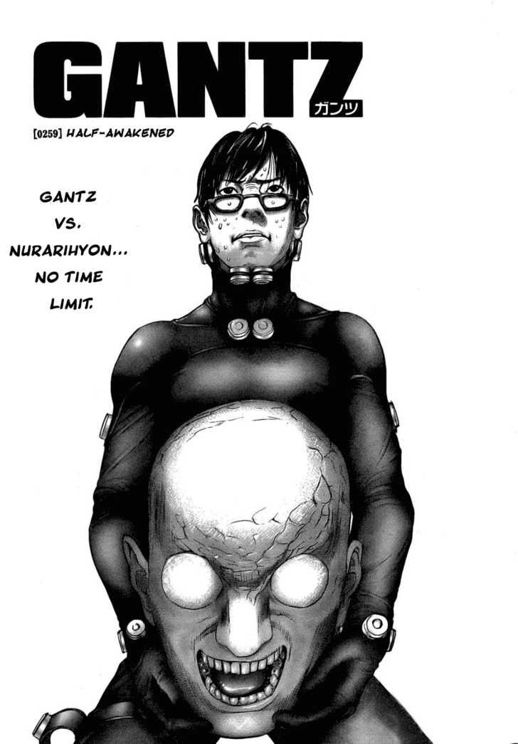 Gantz 259 Page 2