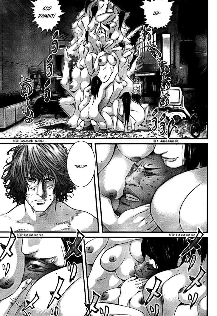 Gantz 265 Page 3
