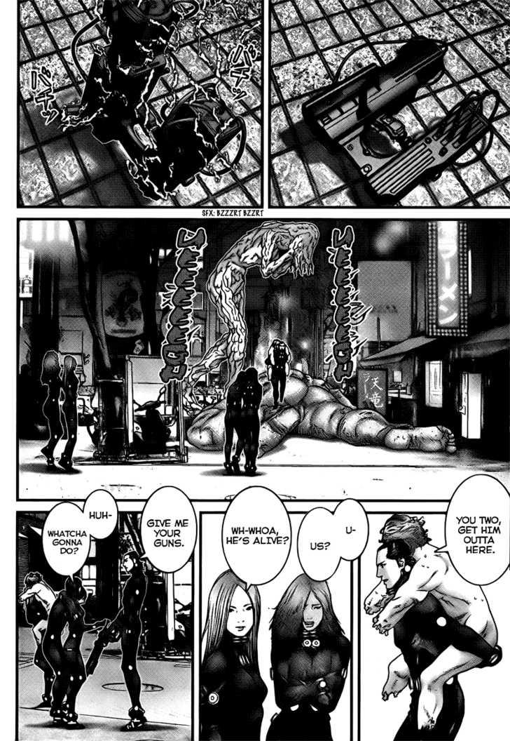 Gantz 266 Page 4