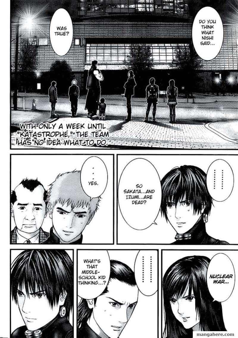 Gantz 281 Page 2
