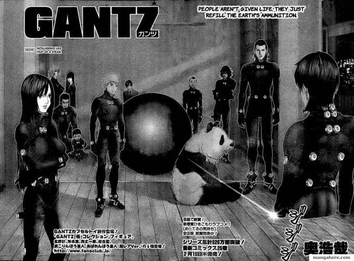 Gantz 290 Page 2