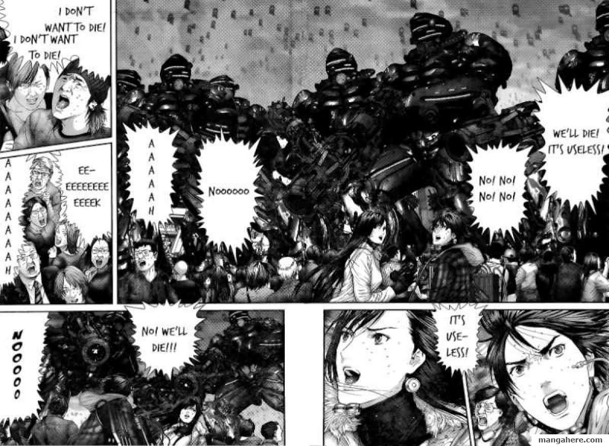 Gantz 311 Page 3