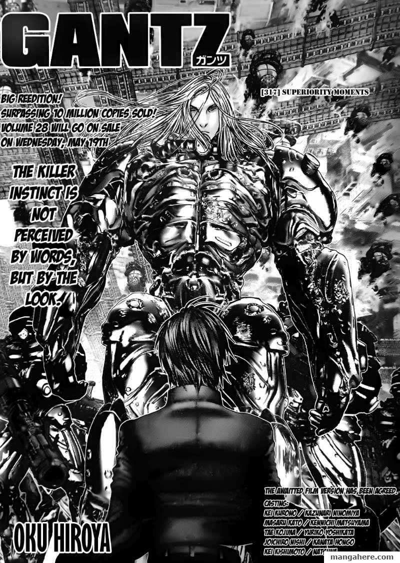 Gantz 317 Page 2