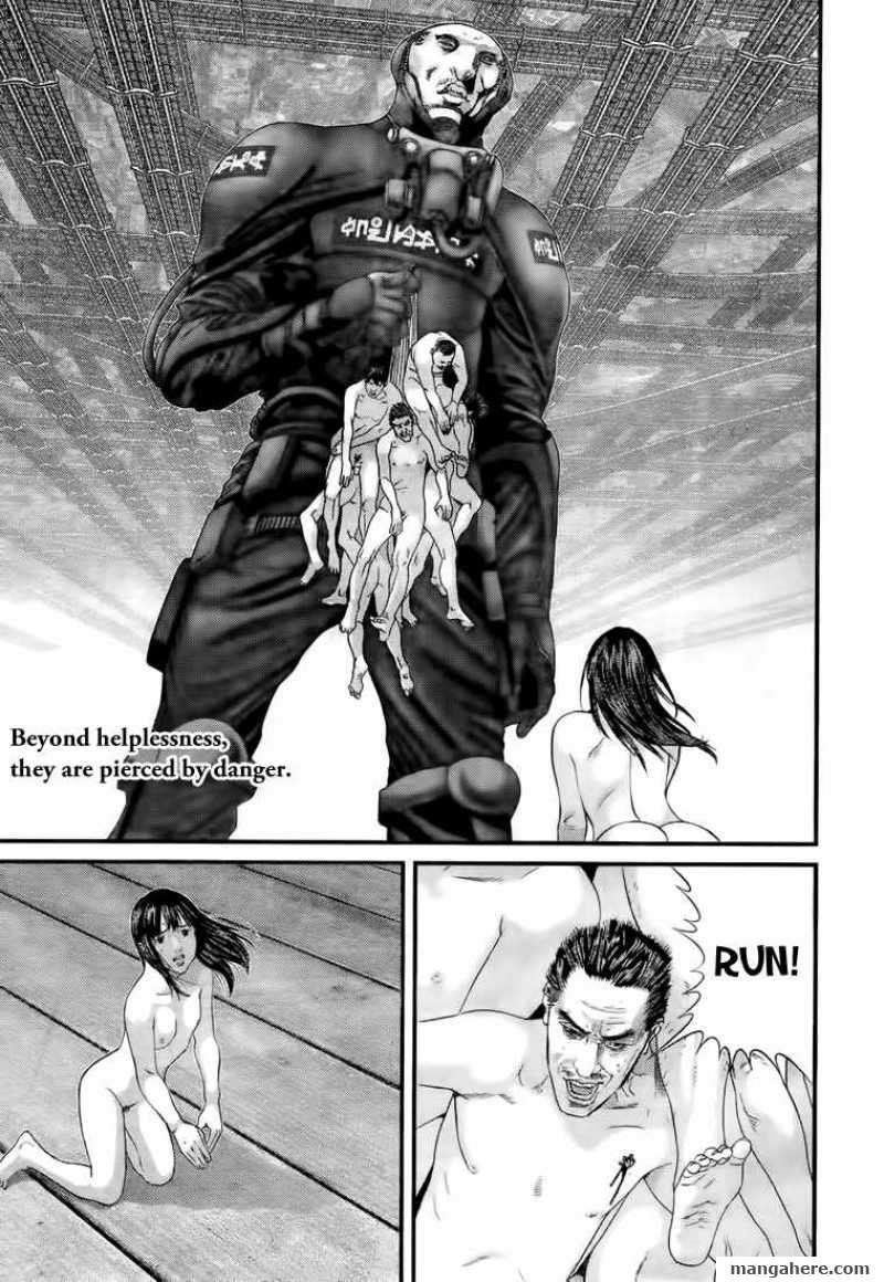 Gantz 323 Page 3