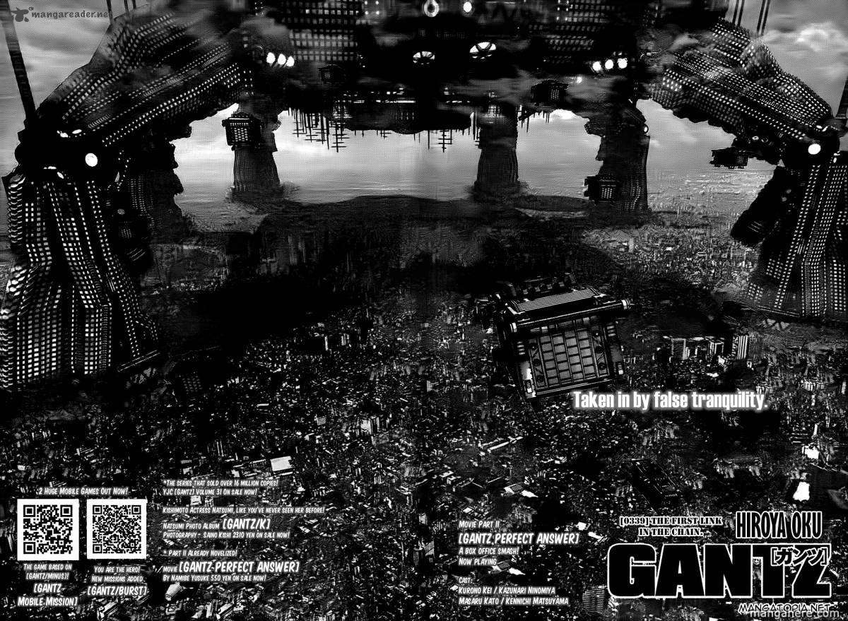 Gantz 339 Page 2