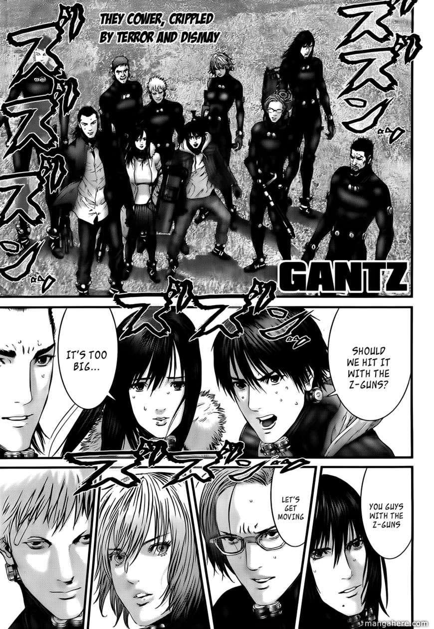 Gantz 344 Page 2