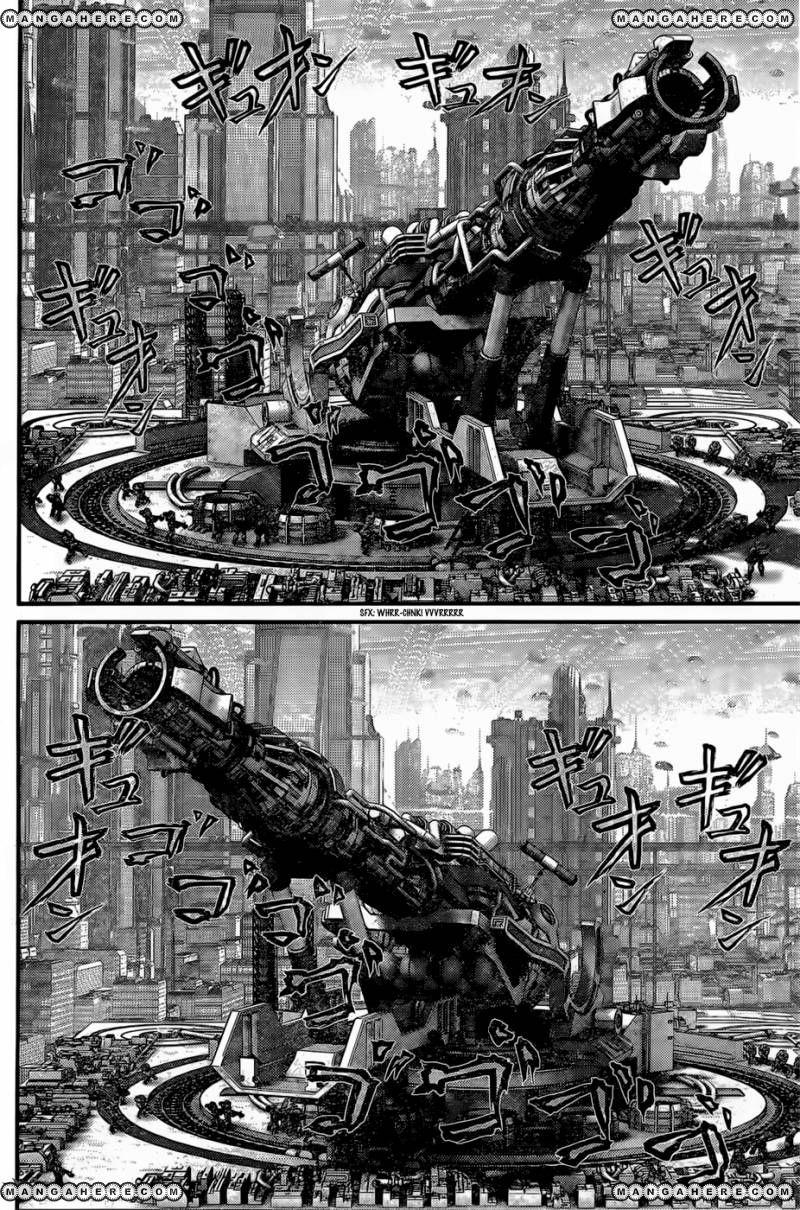 Gantz 361 Page 3
