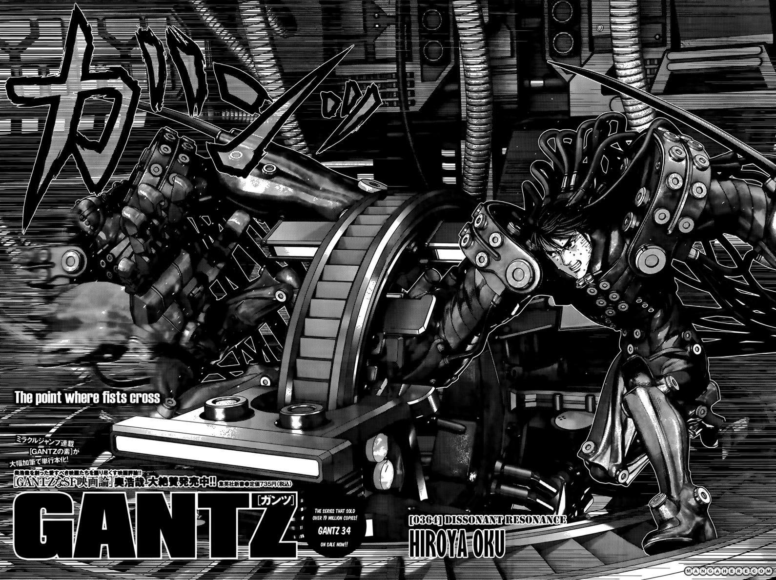 Gantz 364 Page 2