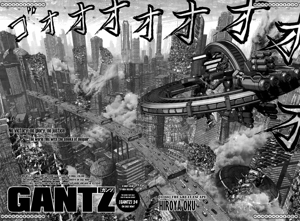 Gantz 366 Page 2