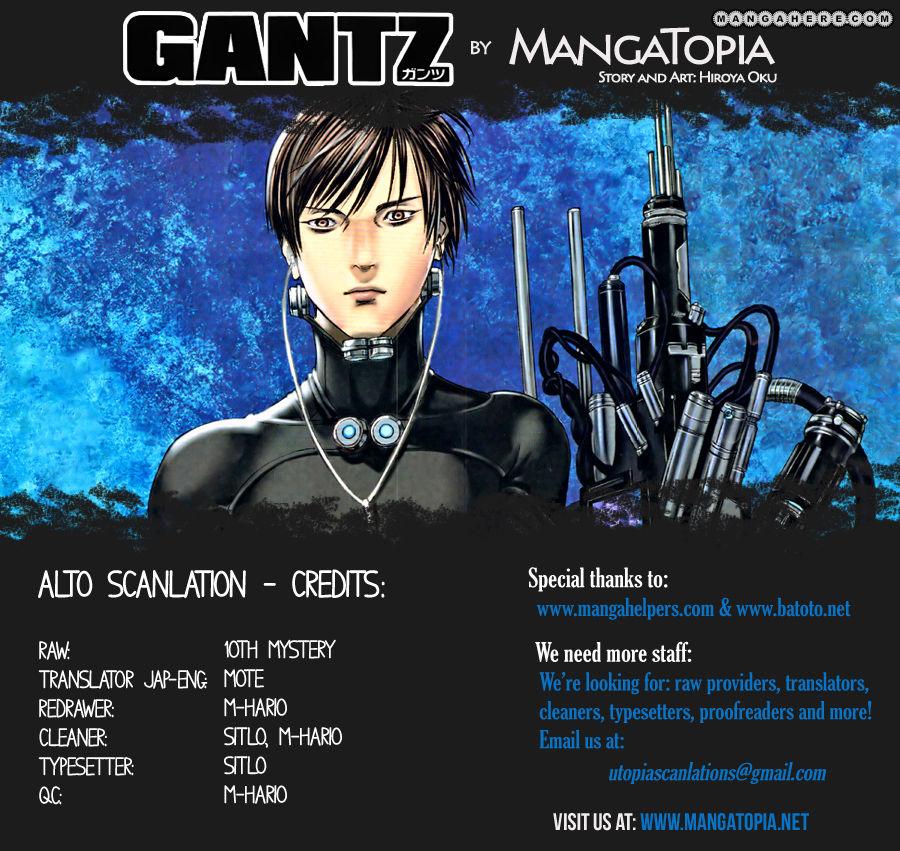 Gantz 370 Page 1