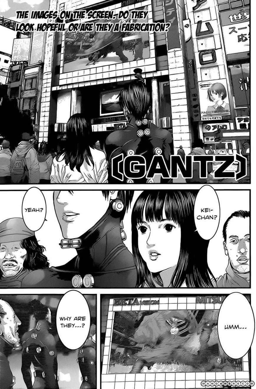 Gantz 374 Page 1