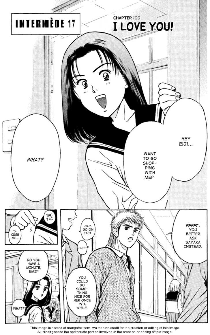Psychometrer Eiji 100 Page 1