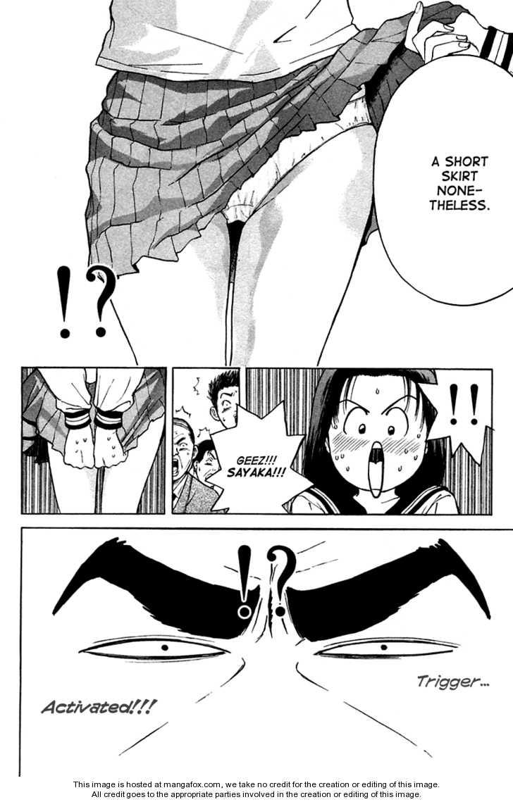 Psychometrer Eiji 101 Page 2