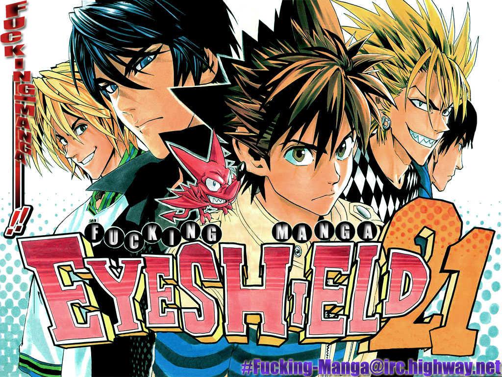 Eyeshield 21 78 Page 1