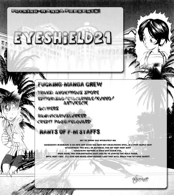 Eyeshield 21 110 Page 1