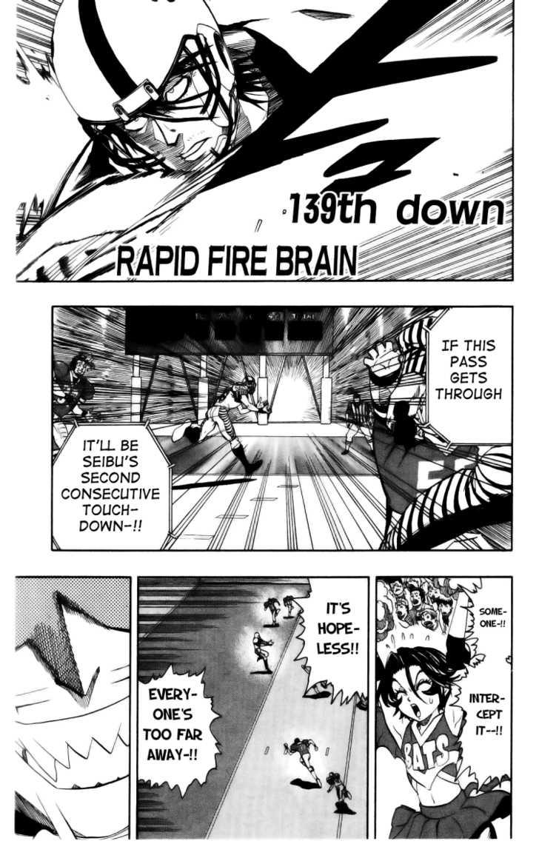 Eyeshield 21 139 Page 1