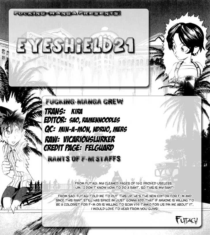 Eyeshield 21 154 Page 1