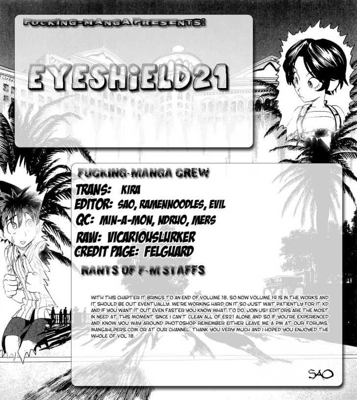 Eyeshield 21 160 Page 1