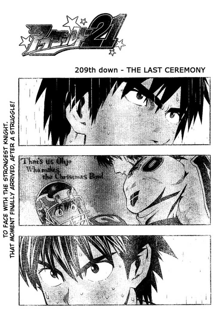 Eyeshield 21 209 Page 2
