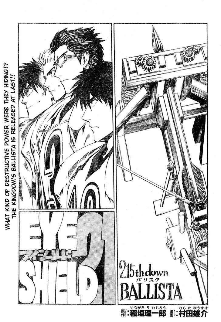 Eyeshield 21 215 Page 2