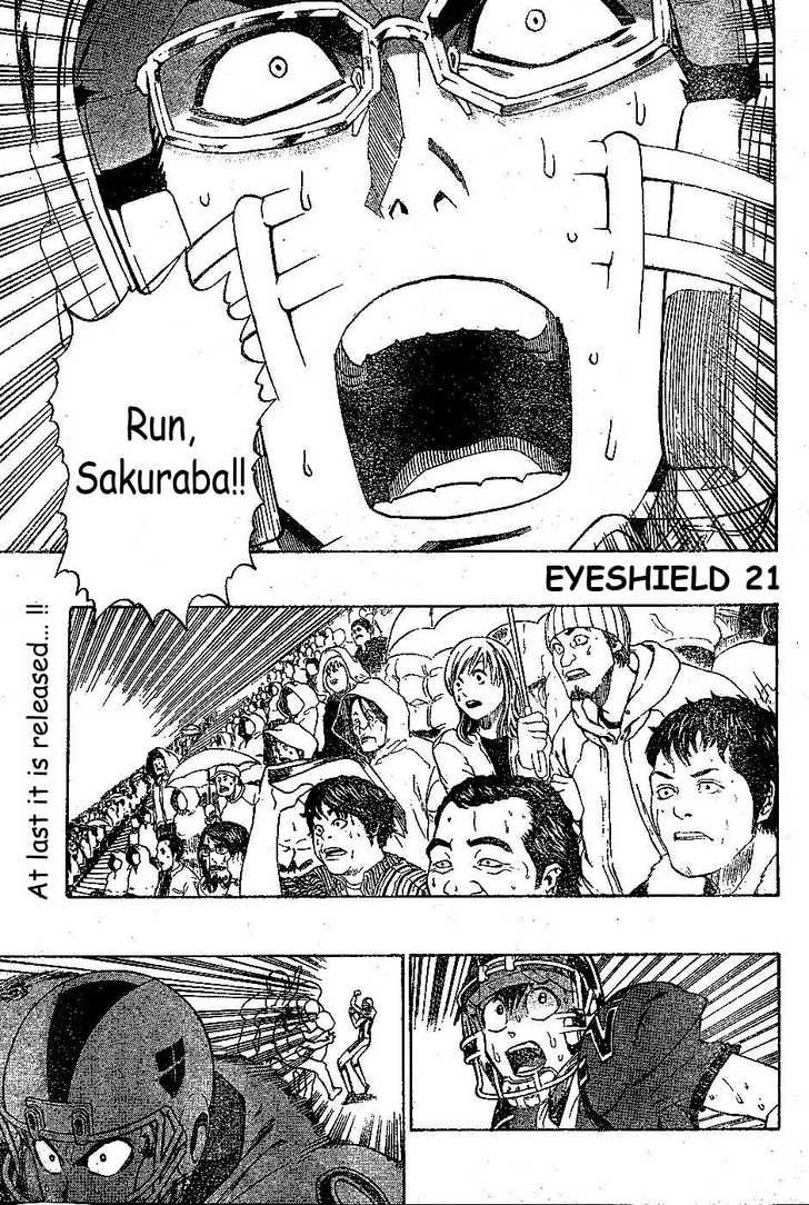 Eyeshield 21 216 Page 1
