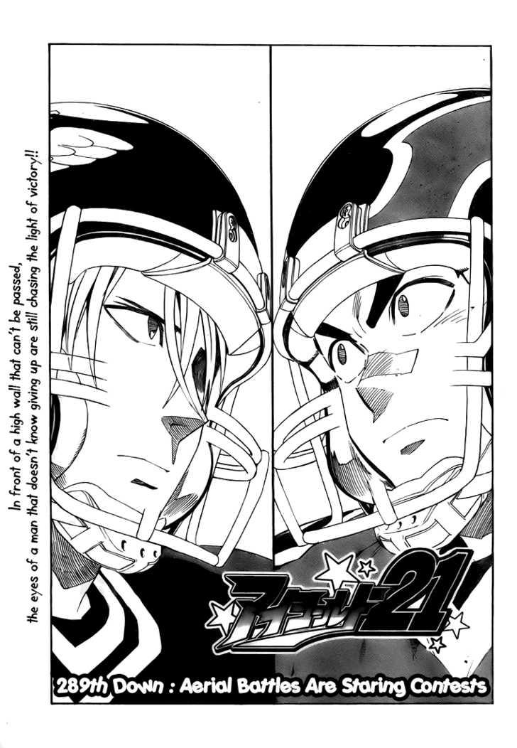 Eyeshield 21 289 Page 3