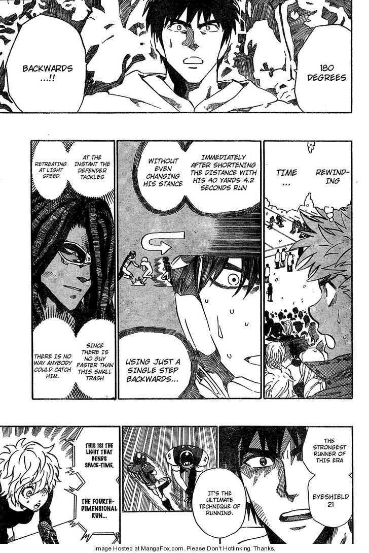 Eyeshield 21 297 Page 4