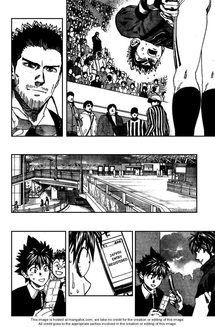 Eyeshield 21 305 Page 4