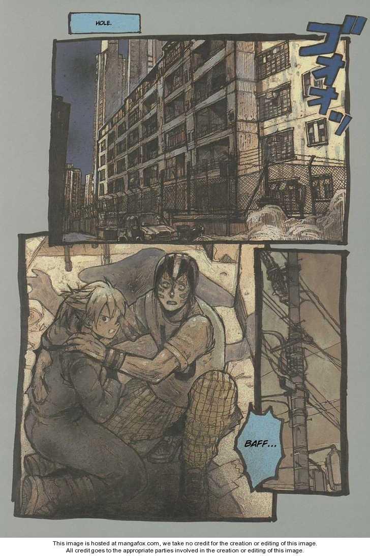 Dorohedoro 30 Page 3