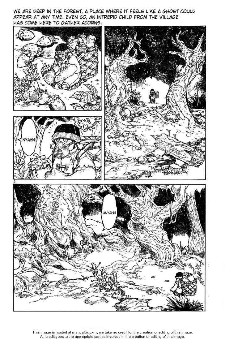 Dorohedoro 76 Page 2