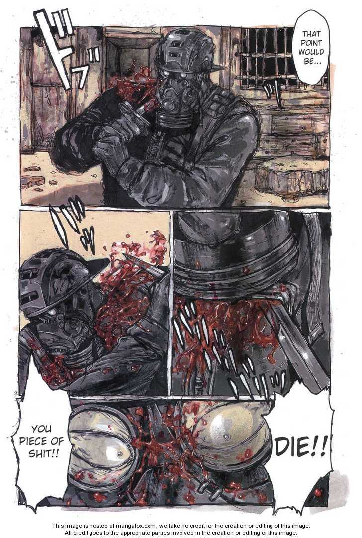 Dorohedoro 80 Page 2