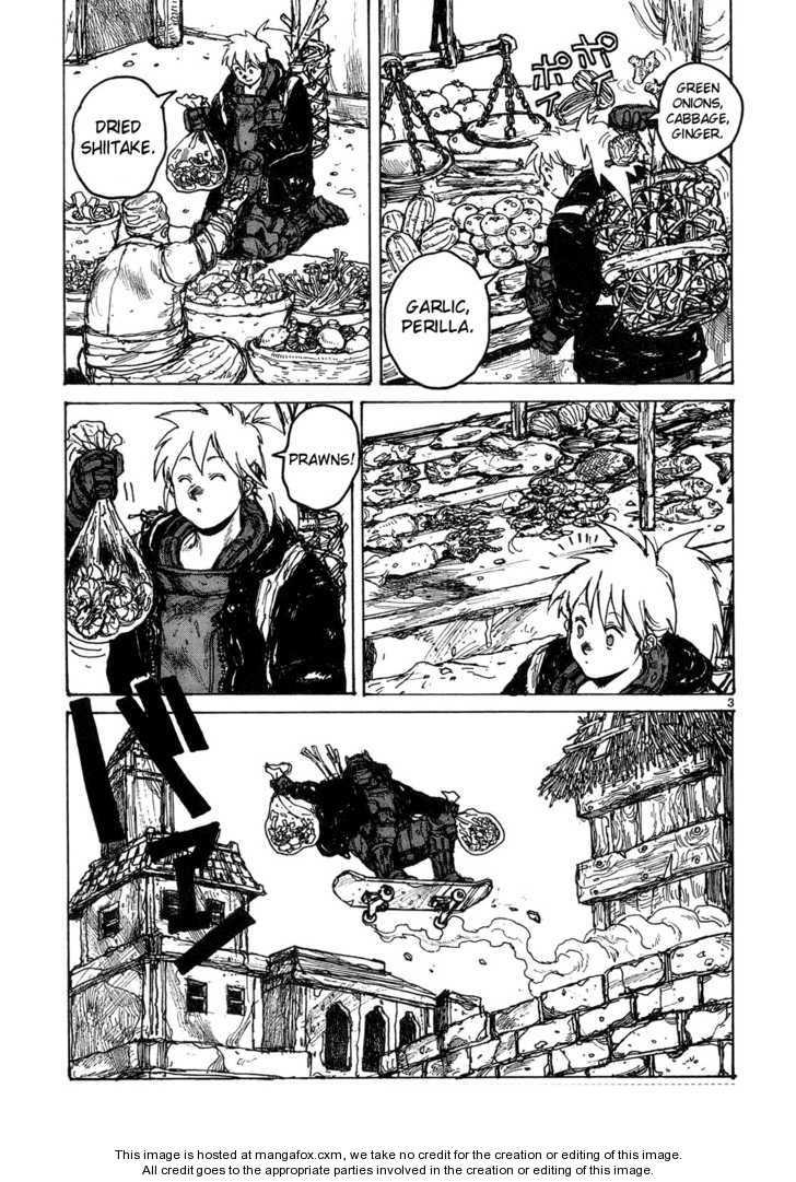 Dorohedoro 81 Page 3