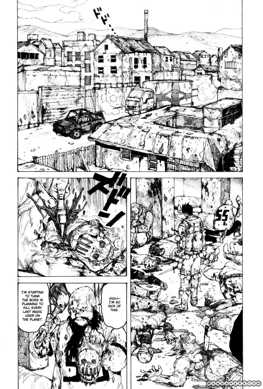 Dorohedoro 85 Page 2