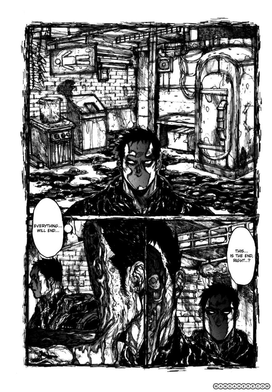 Dorohedoro 87 Page 3