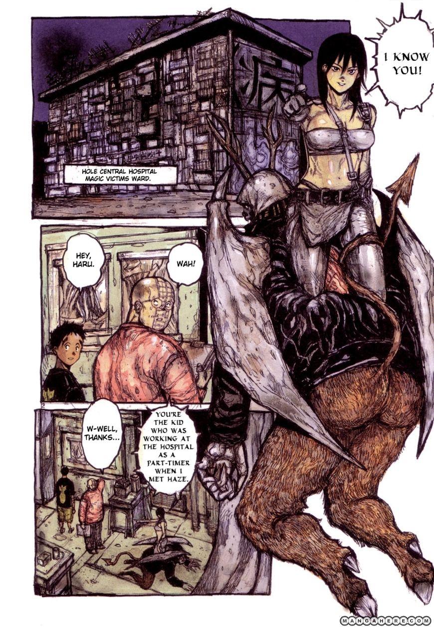 Dorohedoro 98 Page 2