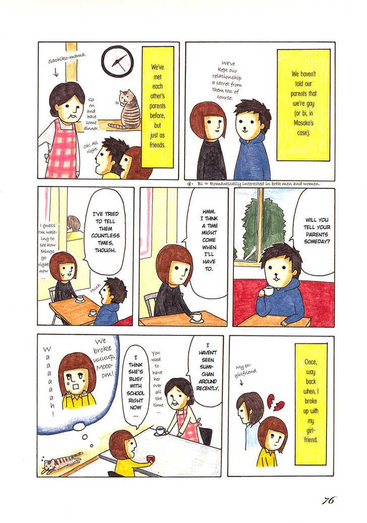 Honey & Honey 12 Page 2