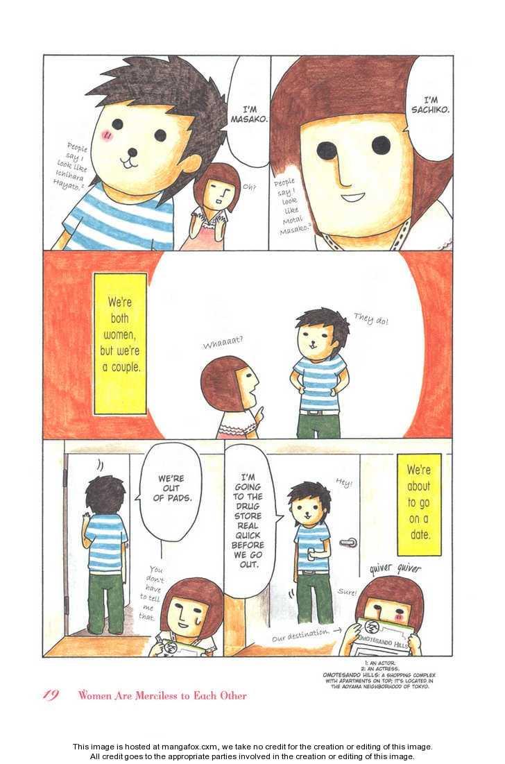 Honey & Honey 19 Page 1
