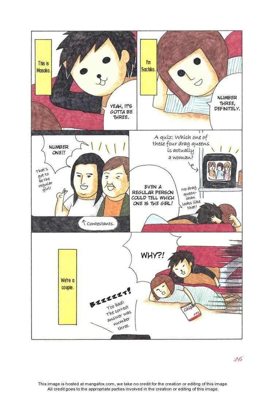 Honey & Honey 20 Page 1