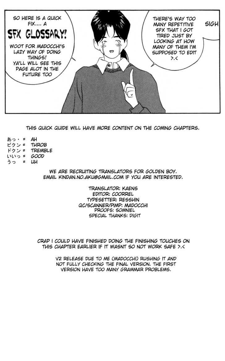 Golden Boy 7 Page 1