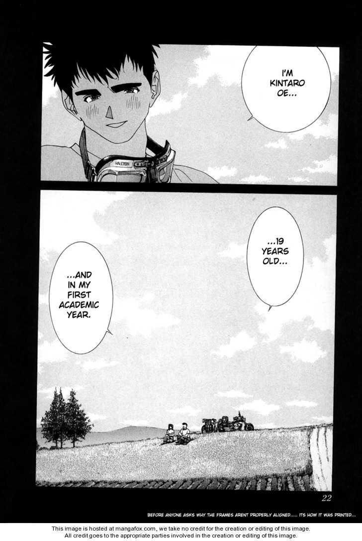 Golden Boy 2 Page 3
