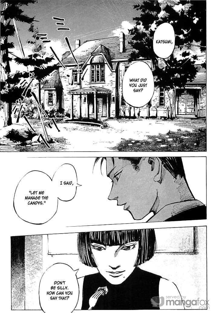 Tetsuwan Girl 16 Page 1