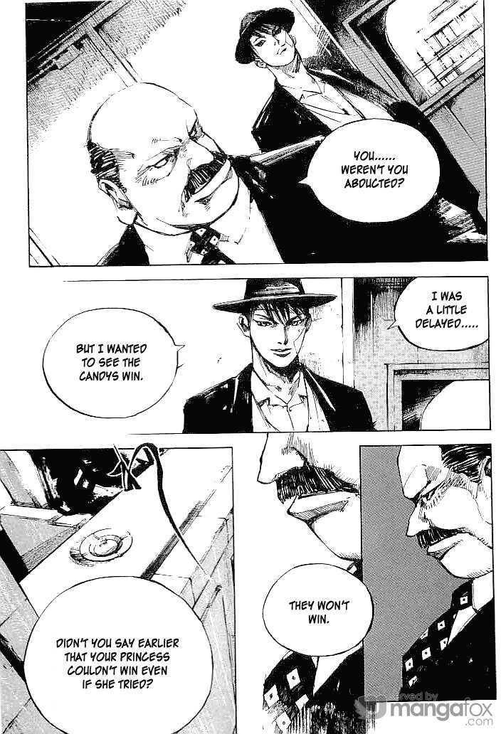 Tetsuwan Girl 52 Page 1