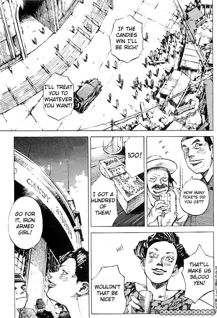 Tetsuwan Girl 53 Page 2