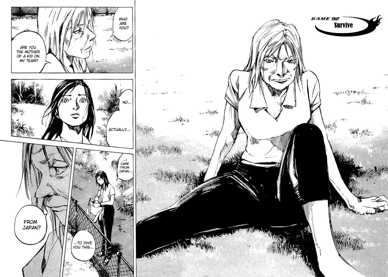 Tetsuwan Girl 92 Page 2