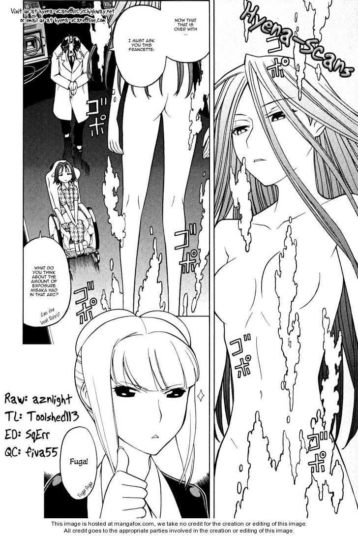 Kaibutsu Oujo 30 Page 1