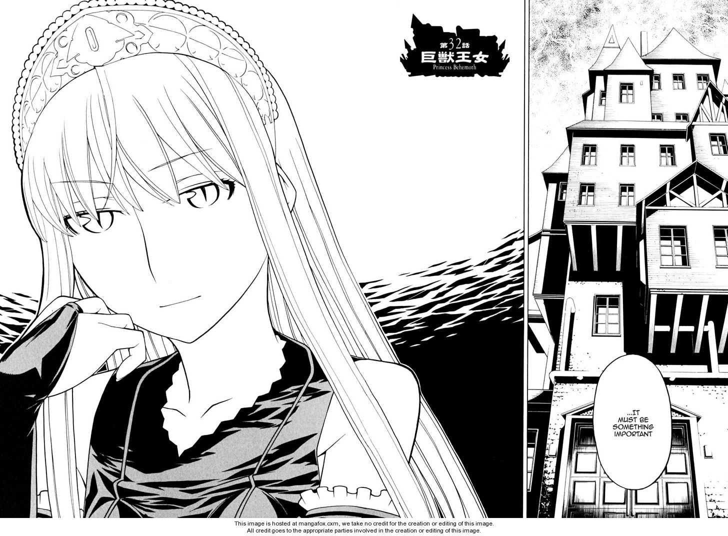 Kaibutsu Oujo 32 Page 3