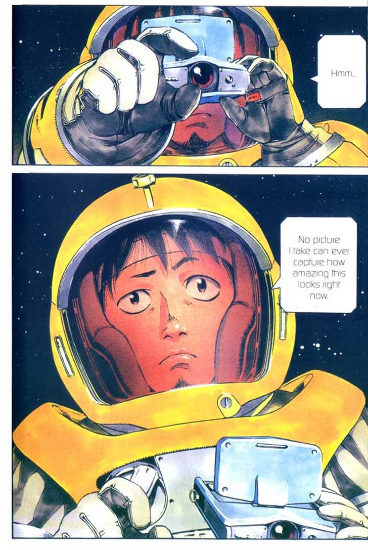 Planetes 25 Page 3