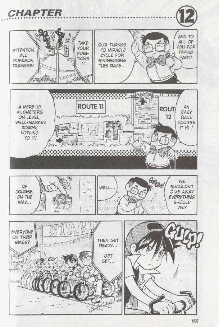Pokemon Adventures 12 Page 1
