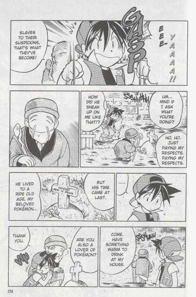 Pokemon Adventures 13 Page 2