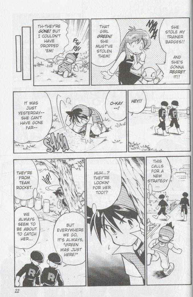 Pokemon Adventures 16 Page 2